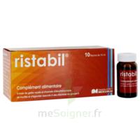 Ristabil Anti-fatigue Reconstituant Naturel B/10 à MULHOUSE