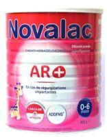 NOVALAC AR + 0-6 MOIS Lait pdre B/800g à MULHOUSE