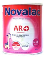 Novalac AR+ 2 Lait en poudre 800g à MULHOUSE