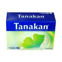 TANAKAN 40 mg, comprimé enrobé PVC/alu/90 à MULHOUSE
