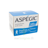 ASPEGIC 500 mg, poudre pour solution buvable en sachet-dose 20 à MULHOUSE