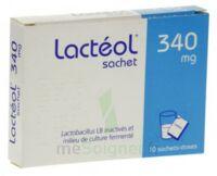 LACTEOL 340 mg, poudre pour suspension buvable en sachet-dose à MULHOUSE