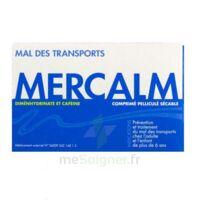 MERCALM, comprimé pelliculé sécable à MULHOUSE
