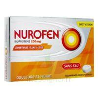 NUROFEN 200 mg, comprimé orodispersible à MULHOUSE