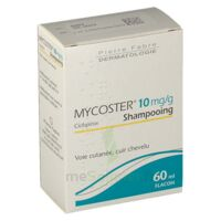 MYCOSTER 10 mg/g, shampooing à MULHOUSE