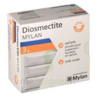 DIOSMECTITE MYLAN 3 g Pdr susp buv 30Sach/3g à MULHOUSE