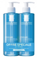 Effaclar Gel moussant purifiant 2*400ml à MULHOUSE