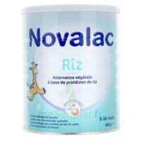 Novalac Riz Lait en poudre 800g à MULHOUSE