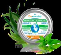 Puressentiel Respiratoire Gommes Menthe-Eucalyptus Respiratoire - 45 g à MULHOUSE