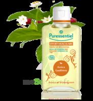 Puressentiel Articulations & Muscles Huile De Massage Bio** Effort Musculaire - Arnica - Gaulthérie - 100 Ml