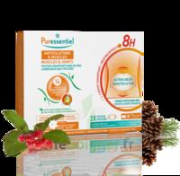 Puressentiel Articulations & Muscles Patchs Chauffants Articulations & Muscles Aux 14 Huiles Essentielles Bas Du Dos - 2 Patchs