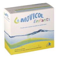 Movicol Enfants, Poudre Pour Solution Buvable En Sachet-dose à MULHOUSE