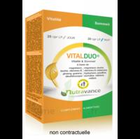 Nutravance Vitalduo 20+20 comprimés à MULHOUSE