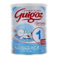 GUIGOZ OPTIPRO 1 LAIT EN POUDRE B/800G à MULHOUSE