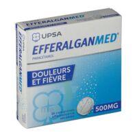 EFFERALGANMED 500 mg, comprimé effervescent sécable à MULHOUSE