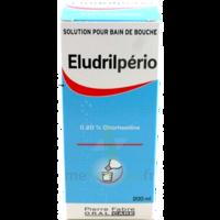 ELUDRILPERIO 0,2 %, solution pour bain de bouche à MULHOUSE