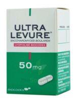 Ultra-levure 50 Mg Gélules Fl/50 à MULHOUSE