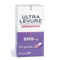 Ultra-levure 200 Mg Gélules Fl/30 à MULHOUSE