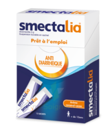 Smectalia 3 G Suspension Buvable En Sachet 12sach/10g à MULHOUSE