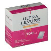 Ultra-levure 100 Mg Poudre Pour Suspension Buvable En Sachet B/20 à MULHOUSE