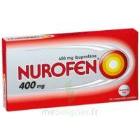 NUROFEN 400 mg Comprimés enrobés Plq/12 à MULHOUSE