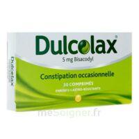 DULCOLAX 5 mg Comprimés enrobés gastro-résistants Plq/30 à MULHOUSE