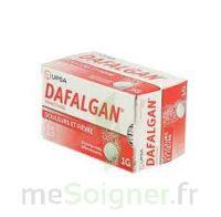 DAFALGAN 1000 mg Comprimés effervescents B/8 à MULHOUSE