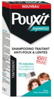 Pouxit Shampoo Shampooing Traitant Antipoux Fl/200ml+peigne