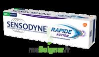 Sensodyne Rapide Pâte Dentifrice Dents Sensibles 75ml à MULHOUSE