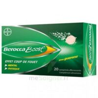 Beroccaboost Comprimés Effervescents B/20 à MULHOUSE