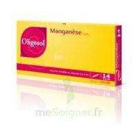 Oligosol Manganèse Solution Buvable En Ampoule 14amp/2ml à MULHOUSE