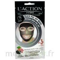 L'action Masque Au Charbon à MULHOUSE