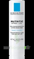 Nutritic Stick lèvres sèche sensibles Etui/4,7ml à MULHOUSE