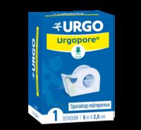 Urgopore Géant Sparadrap 2,5cmx9,14m Dévidoir