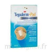 Tegaderm + Pad, 9 Cm X 10 Cm , Bt 5