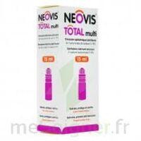 Neovis Total Multi S Ophtalmique Lubrifiante Pour Instillation Oculaire Fl/15ml à MULHOUSE