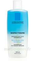 Respectissime Lotion waterproof démaquillant yeux 125ml à MULHOUSE