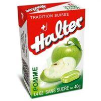 Halter Sans Sucre Bonbon Pomme B/40g à MULHOUSE