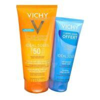 Vichy Capital Soleil Spf50 Gel De Lait Fondant T/200ml à MULHOUSE