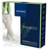 Sigvaris Bambou 2 Chaussette Femme Noir L Médium à MULHOUSE