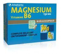 Arkovital Magnésium Vitamine B6 Gélules B/120 à MULHOUSE