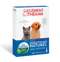 Clément Thékan Spot-on Solution externe chiot/chaton 4 Pipettes/1ml à MULHOUSE