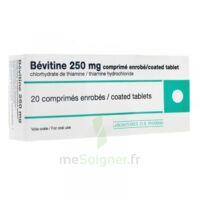 Bevitine 250 Mg Cpr Enr Plq/20 à MULHOUSE