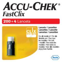 Accu-chek Fastclix Lancettes B/204 à MULHOUSE