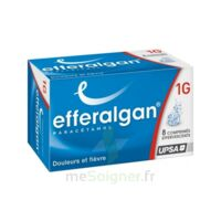 EFFERALGANMED 1 g Cpr eff T/8 à MULHOUSE