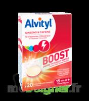 Alvityl Boost Comprimés B/20 à MULHOUSE