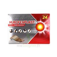 NUROFENPLAST 200 mg Emplâtre médic 4Sach à MULHOUSE