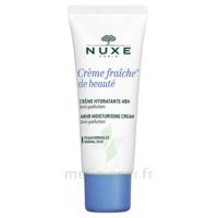 Crème Fraiche® De Beauté - Crème Hydratante 48h Et Anti-pollution30ml à MULHOUSE