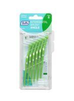Tepe Brossettes Interdentaires Angle Vert 0.8mm à MULHOUSE