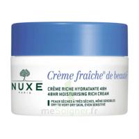Crème Fraiche® De Beauté - Crème Riche Hydratante 48h Et Anti-pollution50ml à MULHOUSE